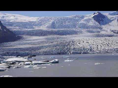 Greenland is melting TWO MONTHS early