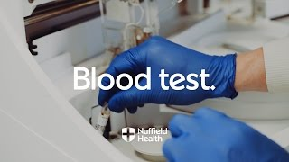 Blood tests help us to better understand your body and the issues that might affect health. a test involves drawing blood, usually via hypodermi...