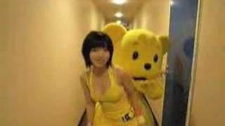 こぐまのマーくん&松嶋初音の廊下でダンシングー!! 松嶋初音 動画 16