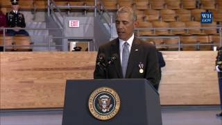 President Obama Participates in the Armed Forces Full Honor Review Farewell Ceremony thumbnail