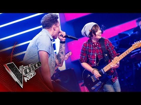 Jack Jams With Danny! | The Voice Kids UK