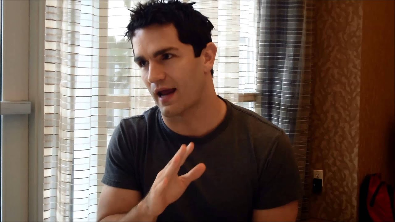 Download Being Human SDCC2013 Q&A with Sam Witwer