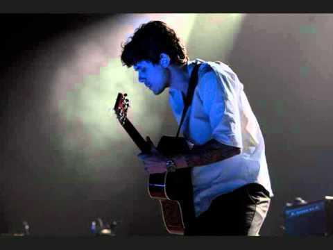 John Mayer - Love Is A Verb (Live Debut)