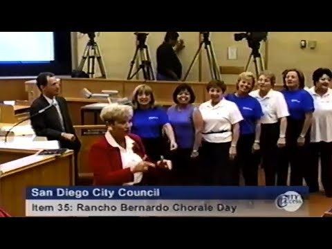 20th Anniversary of CityTV: Chorale Group Shares a Tune