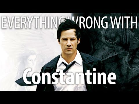 Everything Wrong With Constantine In Chain Smoking Minutes