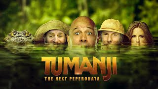 """JUMANJI: THE NEXT LEVEL"" con ALDO, GIOVANNI e GIACOMO"