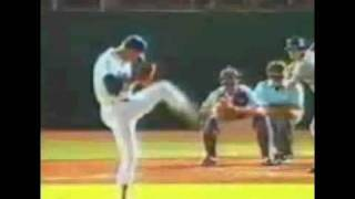 NOLAN RYAN STRIKES OUT KELLY GRUBER