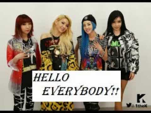 2NE1-AON tour!