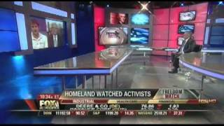 Bob Barr & Scott Davis Freedom Watch 11/13/10: Homeland Security Snooping p.4/5