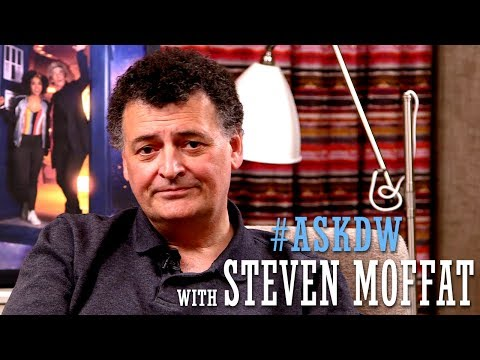 AskDW with Steven Moffat  Best Moments  Doctor Who Season 10