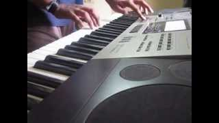 Nee partha vizhigal (3) instrumental / Keyboard cover