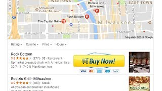 Add Buy Buttons To Google Maps: New Google My Business Posts Feature! Free HD Video