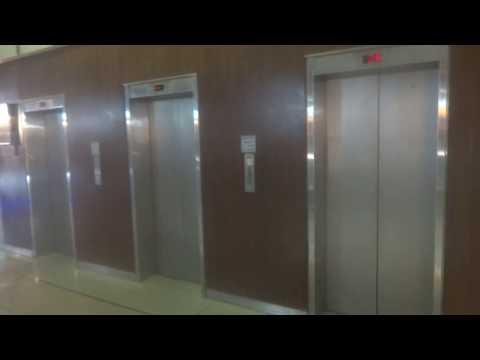 Electra Traction Elevators @ Cinema City Glilot, Ramat HaSharon, Israel