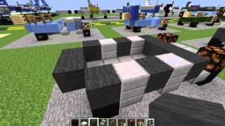 minecraft como hacer un VOLKSWAGEN KUBELWAGEN