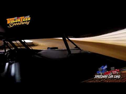 Winner #7 Logan Hickey - Mod Street - 9-7-19 Volunteer Speedway - In-Car Camera