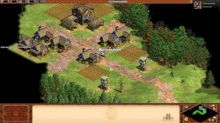 Age of Empires II: HD Edition - русский цикл. 1 серия. Age Of Kings.