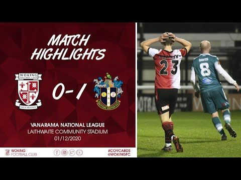 Woking Sutton Goals And Highlights