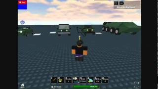 Grand new Army Jeeps and APC: ROBLOX!
