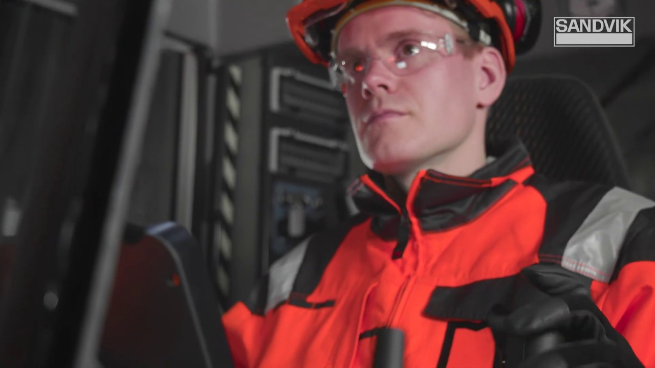 Sandvik's New, Fully Automated i-Series Tunneling Rig | Sandvik Mining and Rock Technology
