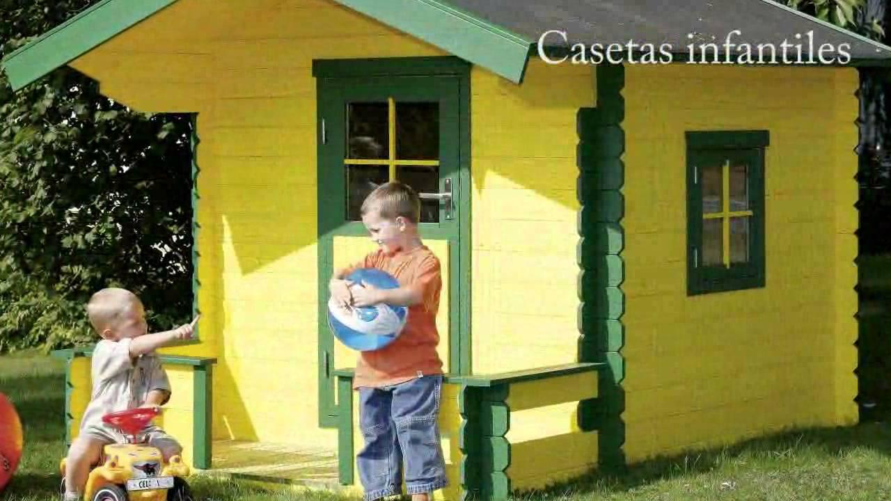 p rgolas garajes y casetas infantiles de madera en vila