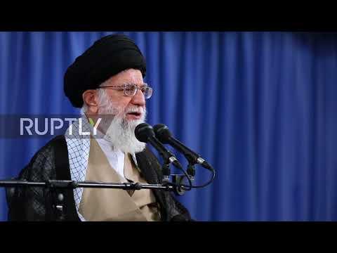Iran: Jerusalem 'will stay capital of Palestine' - Khamenei