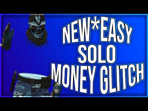 (PATCHED) SUPER EASY 100% SOLO MONEY...