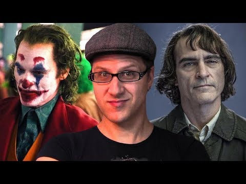 Joaquin Phoenix's Joker Movie - A Geeky Ramble