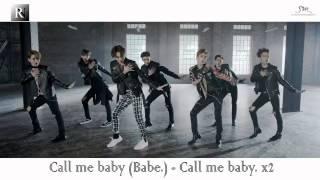 "[Thai ver.] Cover EXO - Call Me Baby ""เรียกพี่สิน้อง"" By RN"