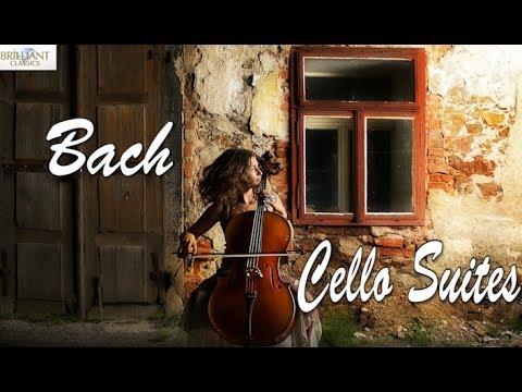 J.S. Bach Cello Suites [ Complete ]