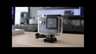 How to use the 4k Action Camera Tutorial! (Re-uploaded)