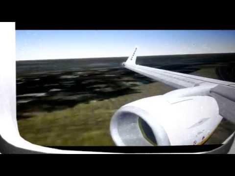 IIFG Ryanair Amsterdam-Charleroi Full Flight [HD]