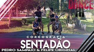 Baixar Pedro Sampaio, Felipe Original, JS o Mão de Ouro - SENTADÃO - Coreografia Dance aí