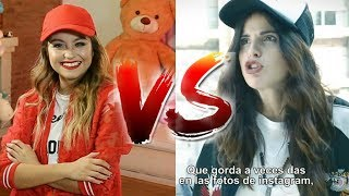 karol vs cande ROAST YOURSELF CHALLENGE