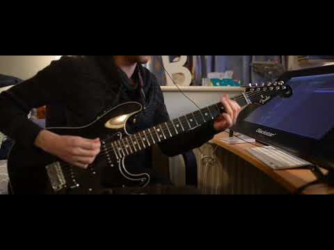 Guitar Cover || Fightstar || Sink With The Snakes