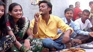 Marathi Song Milind Shinde - Gyanva Nhaylay Upashi - Rati Barala Doghanch Jupal