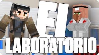 ¿CARRERAS DE CERDOS? EL LABORATORIO | Minecraft
