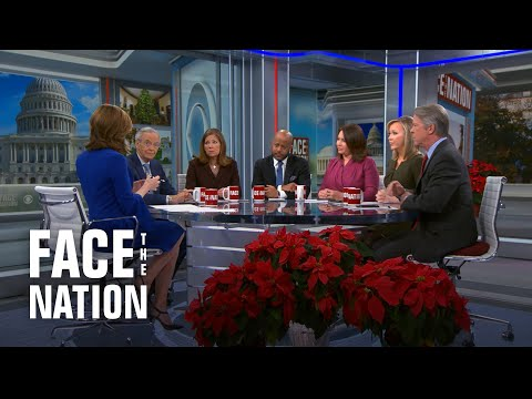 Face the Nation: Major Garrett, Paula Reid, Nancy Cordes, David Martin, Jeff Pegues, Jan Crawford