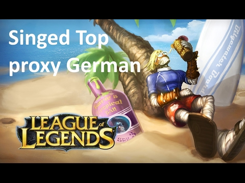 Getting into LoL through University proxy server (with ...
