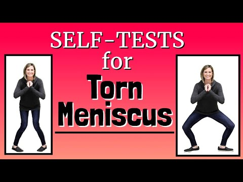 3 BEST Self-Tests for Torn Meniscus & 2 Tests to AVOID