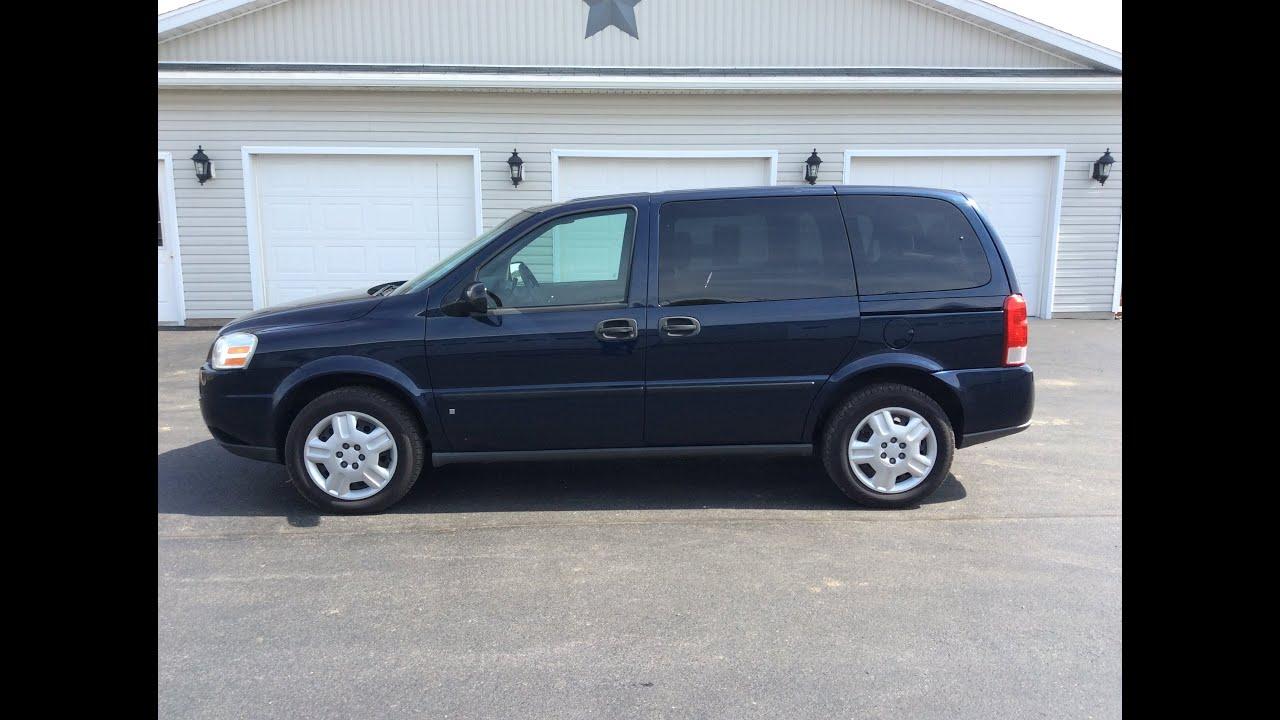 Chevy Uplander Minivan Extended Wagon 4d Ls