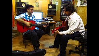 Which kind of ear training is recommended for modern flamenco ?/Q&A 72 guitar lessons Skype/R.Diaz
