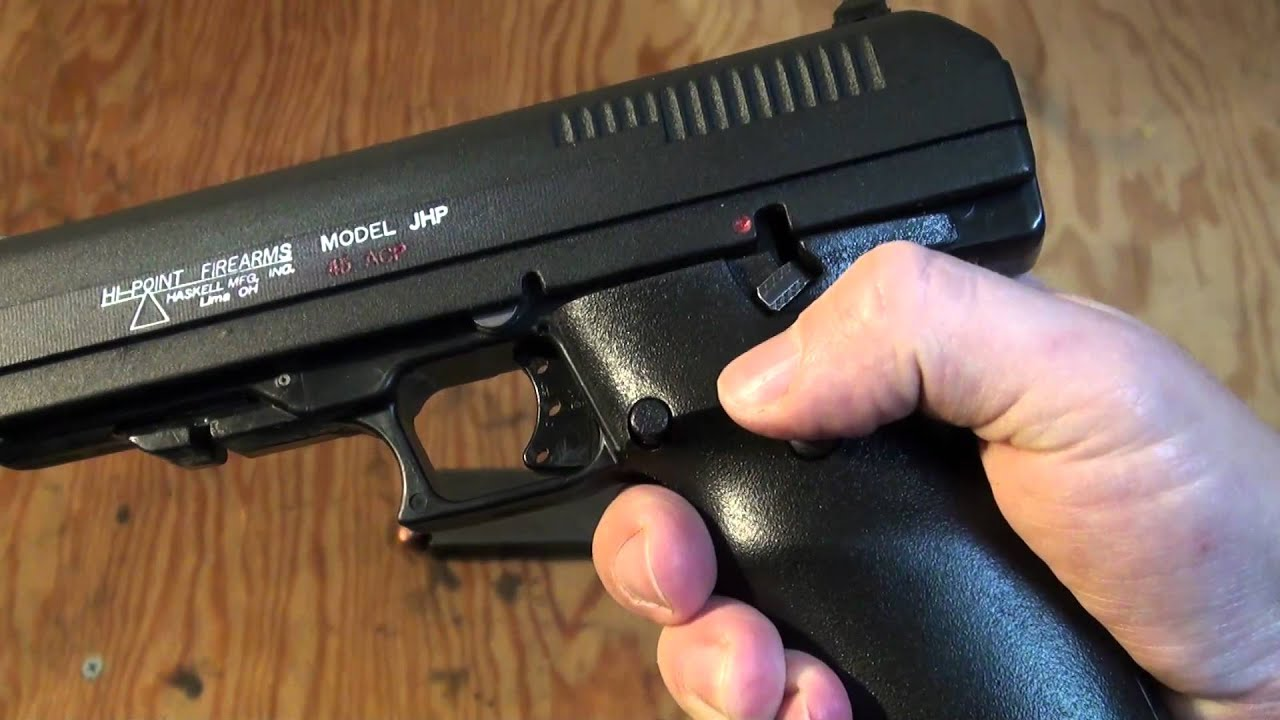 Hi-Point  45 Review: The Pistol of Savings!