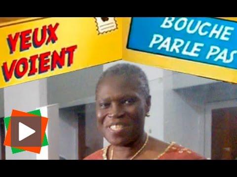 Yeux voient, bouche parle pas : Simone Gbagbo au Palais de Justice