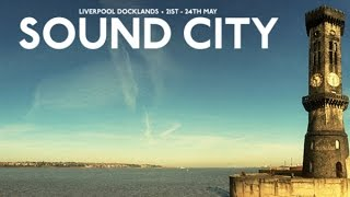 Sound City 2015 - Build Time Lapse - Bramley Moore Docks