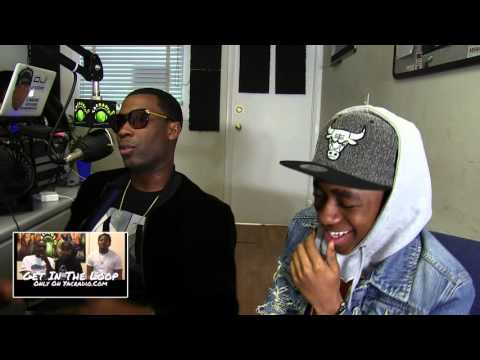"""Arlis Michaels creator and star of new webseries """"The Professional Chiller"""" & Fly BoiiJah"""