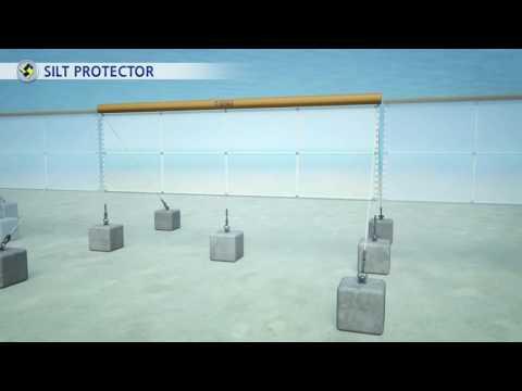 Silt Protector 3D Video DAEYOUN GEOTECH