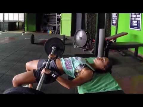 Hip thrust; ejercicios auxiliares, fuerza; box 35100