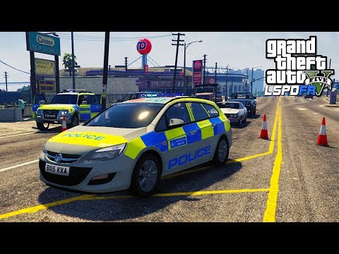 SPRING POLICE PATROL IN LONDON | GTA 5 PC LSPDFR | The British Way #120