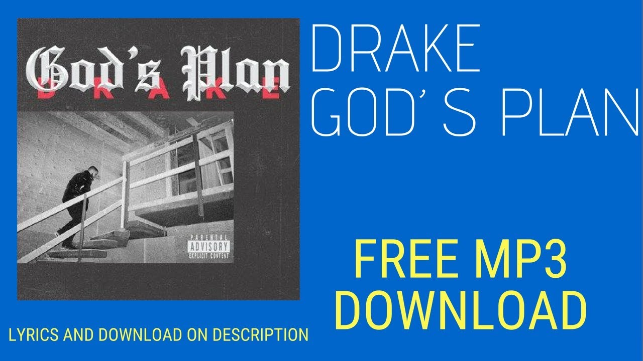 Drakes Plan Official Audio Mp3 Fee Download
