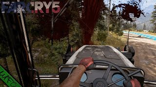 † TRAKTOR RAMPAGE! | Far Cry 5 #007(SCHWER) [Deutsch/HD]
